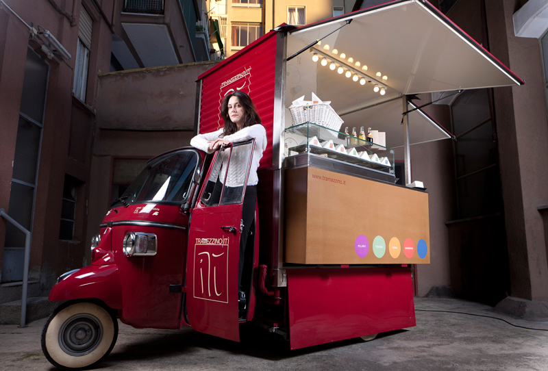 Limoncello Food Truck Menu