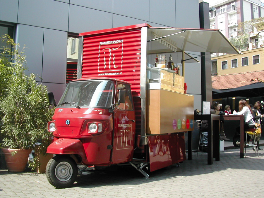 Le Spezia Food Truck